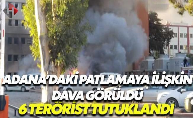 Adana'da Terör Soruşturması: 6 Tutuklama