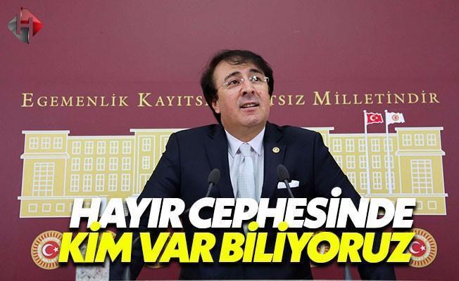 AK Partili Aydemir: Millet Evet Diyecek, Terör Örgütleri Panikte