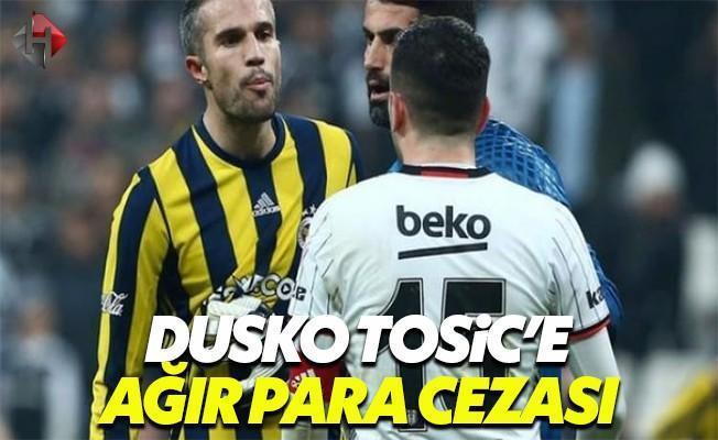 Dusko Tosic'e 1...