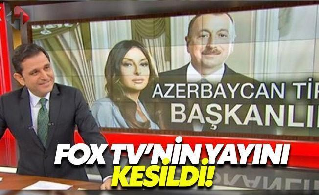 Fatih Portakal'ın Sözleri FOX Tv'nin Kapanmasına Yol Açtı