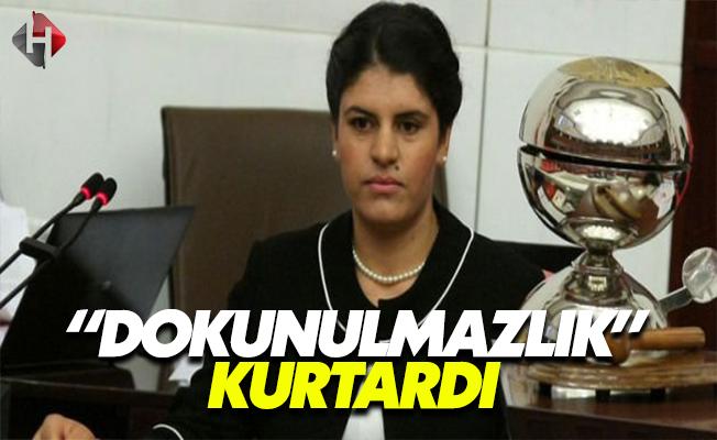 HDP Şanlıurfa milletvekili Dilek Öcalan gözaltında