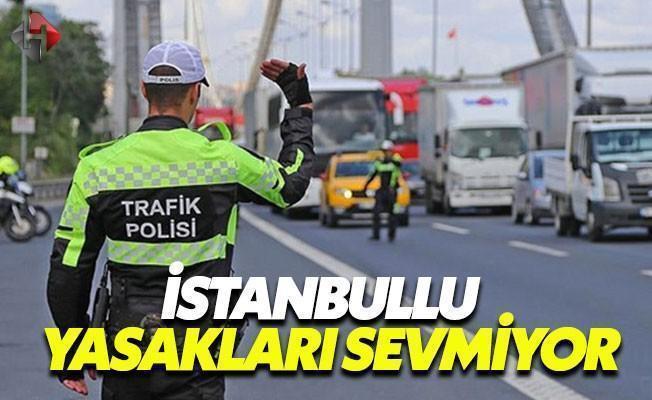 """İstanbul """"Park Yasağı""""nı Sevmiyor"""