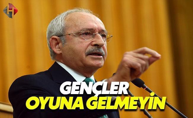 Kılıçdaroğlu: Beylerin Oğlu Askere Gitmez, Garibanın Oğlu Gider