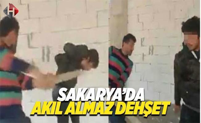 Sakarya'da 2 kişi tarafından inşaatta öldüresiye dövülen genç