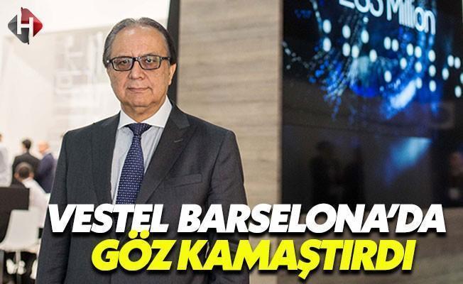 Vestel'in Yeni Telefonu Z10 Barselona'da Büyüledi