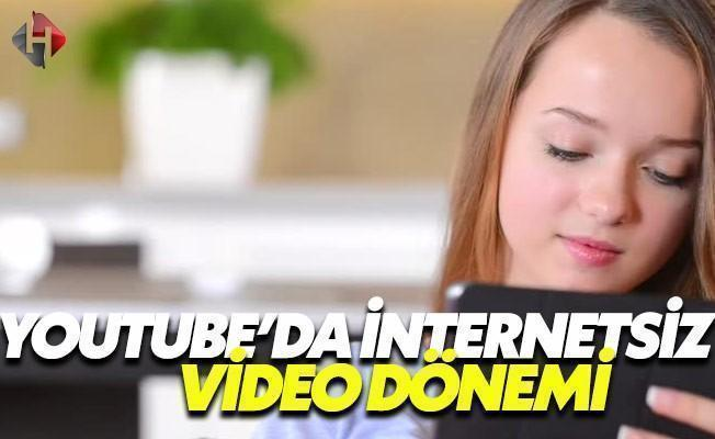 Youtube Go ile internetsiz Video izle