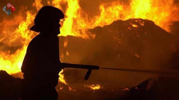 Akıncı'dan Güney Kıbrıs'taki Yangında Hayatını Kaybeden İtfaiyecilerle İlgili Taziye Mesajı
