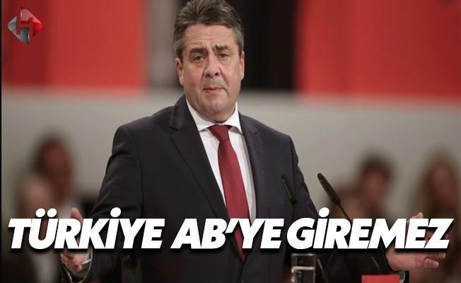 Almanya: Türkiye Avrupa Birliğine Çok Uzak