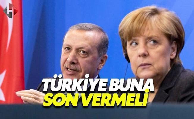 Angela Merkel: Nazizm Suçlamaları Kabul Edilemez