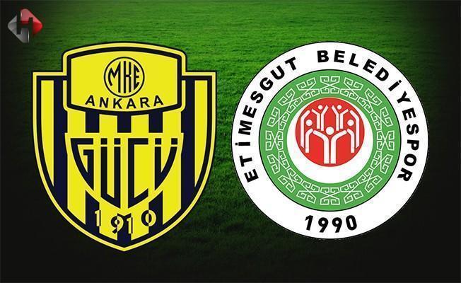 Ankaragücü Etimesgut Belediyespor maçı ne zaman saat kaçta hangi kanalda