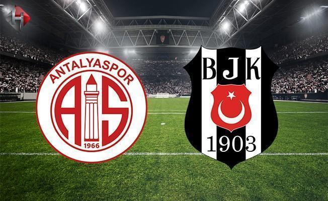 Antalyaspor Beşiktaş maçı ne zaman hangi kanalda? Muhtemel 11'ler