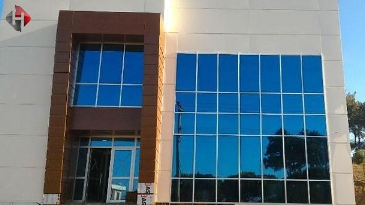 Bayramiç SGK Hizmet Binası Kaba İnşatı Tammalandı