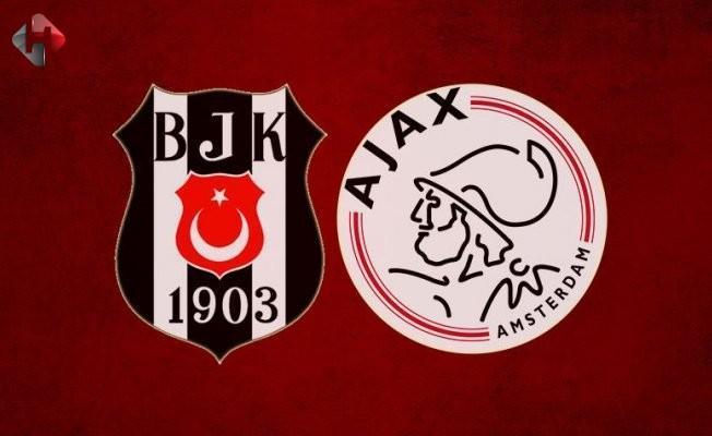 Beşiktaş Avrupa Ligi muhtemel rakipleri Ajax ile eşleşecek mi