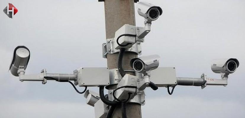 Bilecik'te MOBESE Kameralarının Bakım Ve Onarımı Yapılıyor