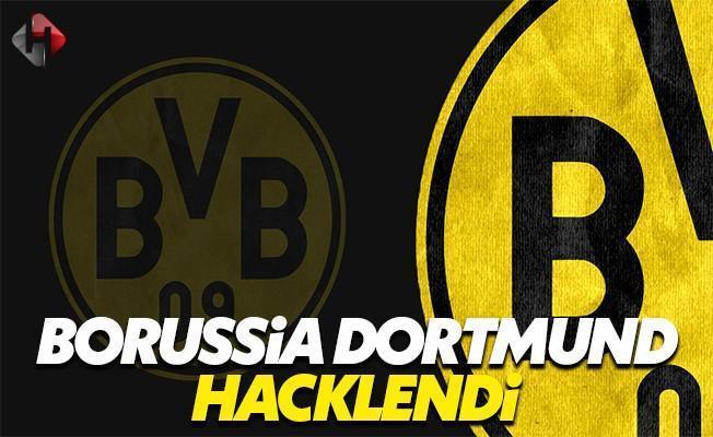 Borussia Dortmund'un Twitter hesabı Türkler tarafından hacklendi
