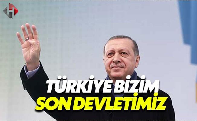 Cumhurbaşkanı Erdoğan'dan 18 Mart Çanakkale Zaferi Açıklaması