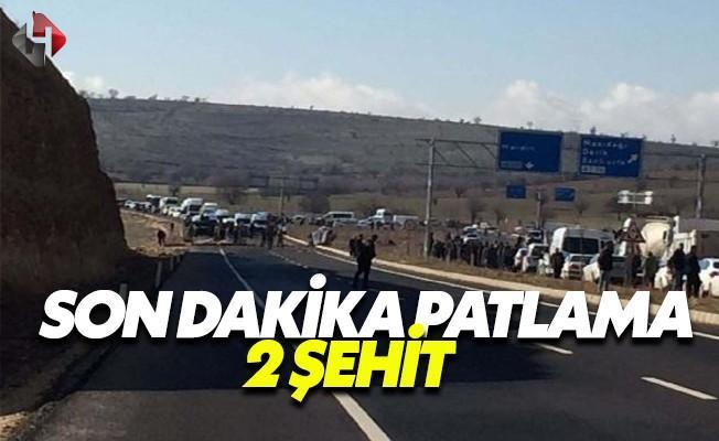 Diyarbakır'da Patlama: 2 Asker Şehit Oldu