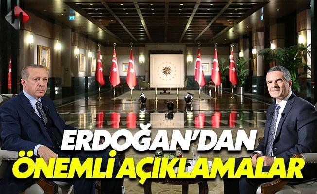 Erdoğan: Benim de Faşist Deme Özgürlüğüm Var