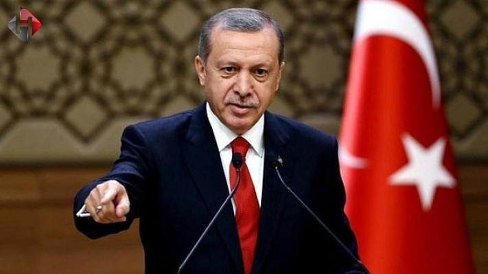 Erdoğan: Dört sütun üzerindeki Türkiye'de biri sallanırsa, bizi bu topraklarda bir gün dahi yaşatmazlar.