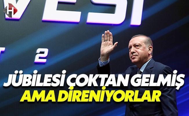 Erdoğan: Futbol Gibi Siyaset de Takım Oyunudur