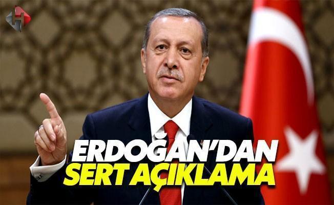 Erdoğan: Maskeli Balo Bitti