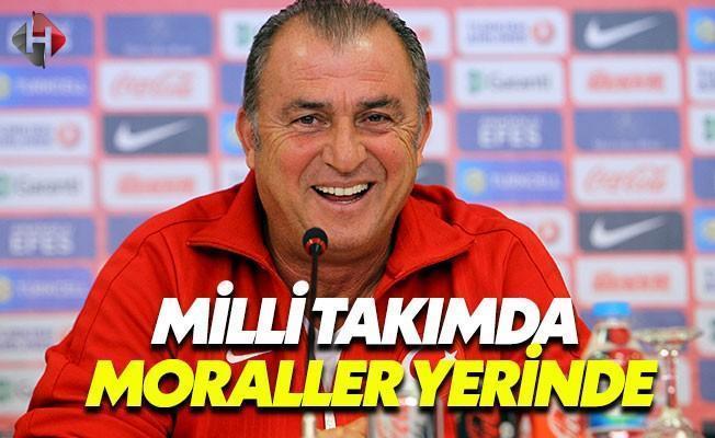 Fatih Terim: Futbol Ülkemizin Birleştirici Gücüdür