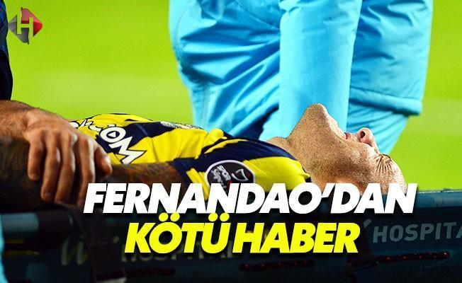 Fenerbahçe'de Fernandao Şoku Yaşanıyor
