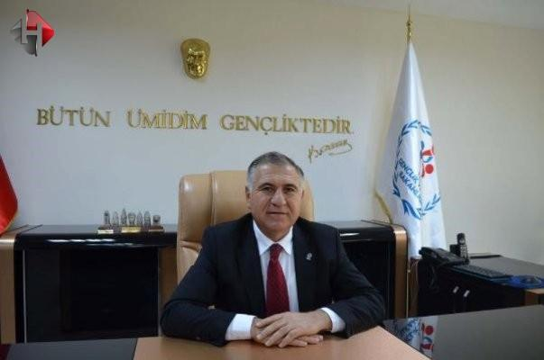 Gençlik Hizmetleri ve Spor İl Müdürü Seyit Ahmet Bağcı FETÖ'den tutuklandı