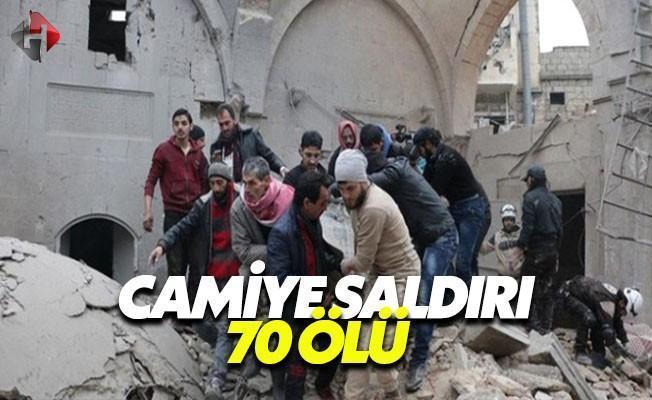 Halep'te Namaz Kılanlara Saldırı: 70 Ölü