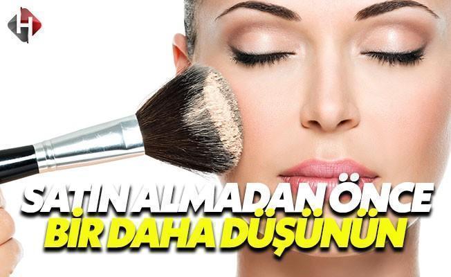 İnternette Satılan Kozmetik Ürünlerine Dikkat