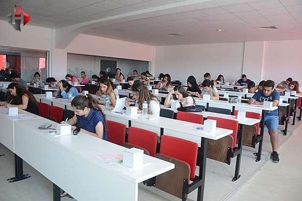 LYS-5 yabancı dil sınavı sona erdi