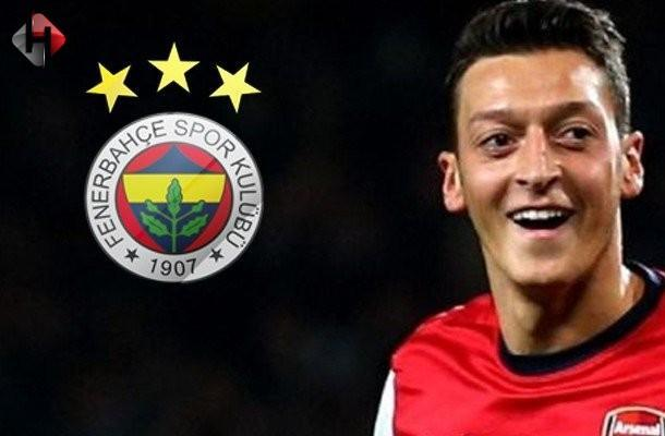 Mesut Özil Fenerbahçe'ye mi transfer oluyor