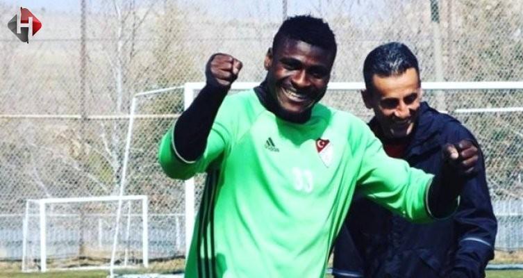 Nijeryalı Muhammed Kehin'e Beşiktaş'tan kanca