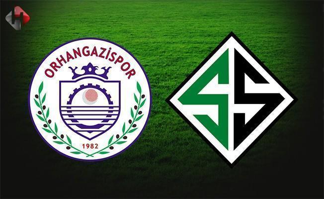Orhangazispor Sakaryaspor maçı ne zaman saat kaçta hangi kanalda