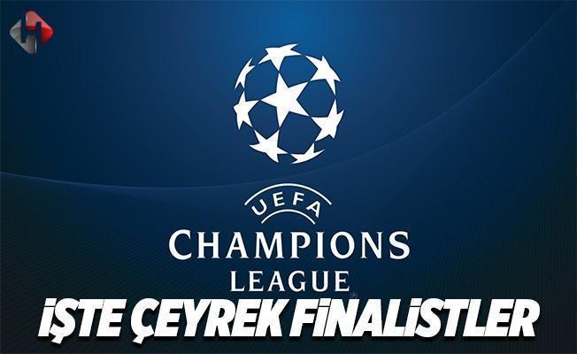 Şampiyonlar Ligi çeyrek final maçları hangi kanalda