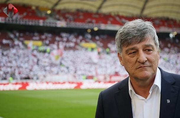 Stuttgart'ın başkanı görevini bıraktı
