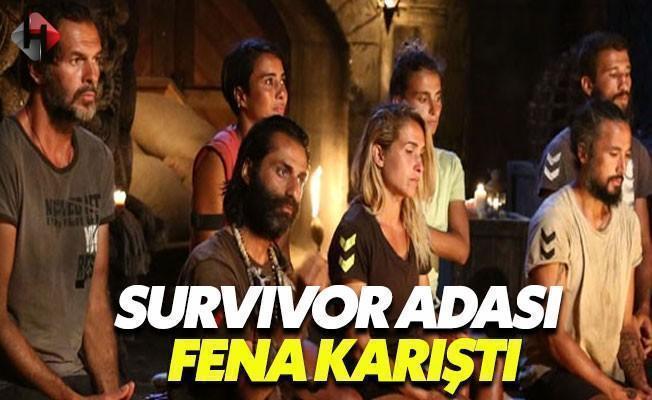 Survivor'da Ünlüler Takımından Kimler Gitme Adayı Oldu