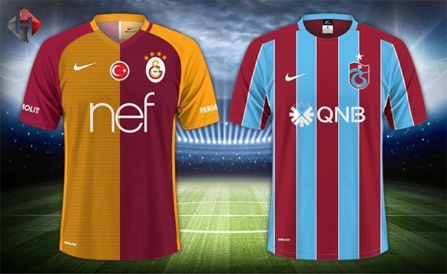 Trabzonspor Galatasaray maçı ne zaman saat kaçta muhtemel 11'ler