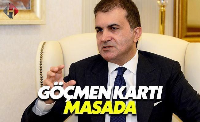 Türkiye Göçmen Anlaşmasını Gözden Geçirebilir