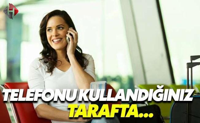 Uzmanlar Cep Telefonuyla Çok Fazla Konuşanları Uyarıyor