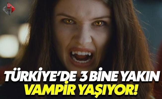 Vampirler Gerçekmiş