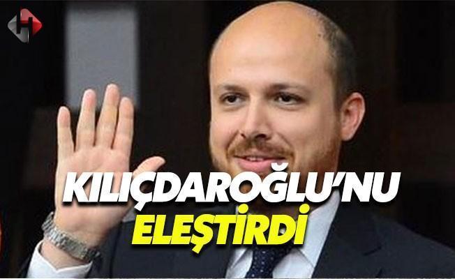 Bilal Erdoğan: Artık Siyaset Sahnesinde Barınamayacaklar