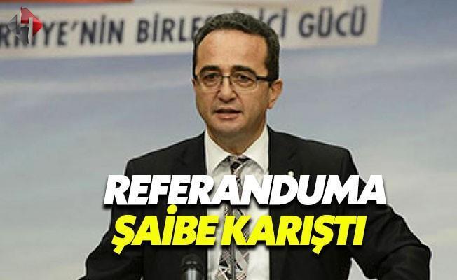 CHP'li Bülent Tezcan: Referandum İptal Edilmeli