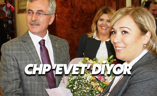 CHP'li Atılgan: Yeni Anayasaya Evet Diyoruz