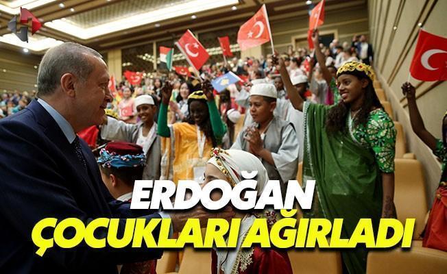 Cumhurbaşkanı Erdoğan, Nazım'ın Dizelerini Okudu