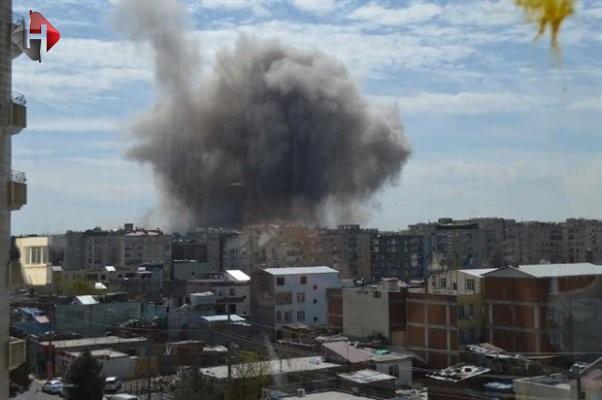 Diyarbakır'daki saldırı hain terör örgütü PKK'dan