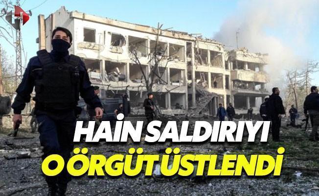 Diyarbakır Saldırısını Bölücü Terör Örgütü PKK Üstlendi