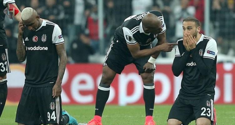 Galatasaray'dan Beşiktaş'a UEFA Kupası paylaşımı