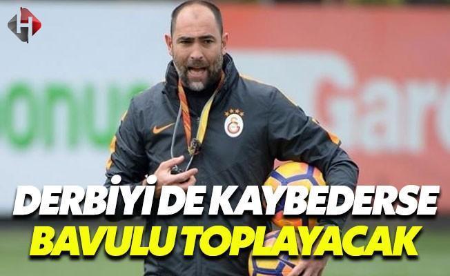 Igor Tudor, Fenerbahçe'ye de kaybederse gönderilecek