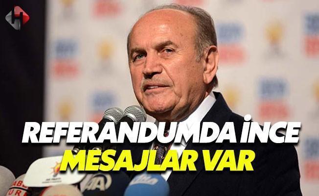 Kadir Topbaş'tan Referandum Açıklaması
